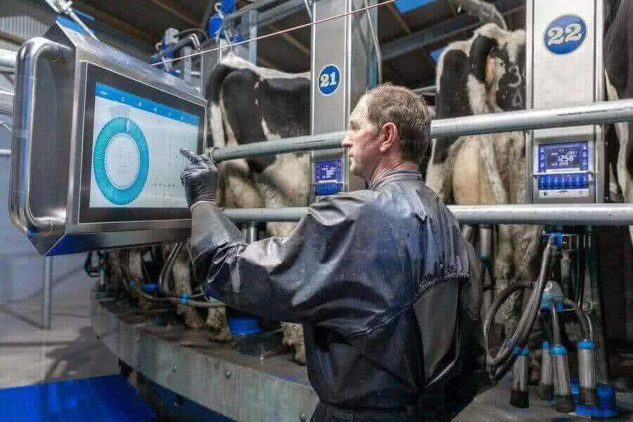 Технология Mission Control от Dairymaster удостоенапремии Eurotier Innovation Award